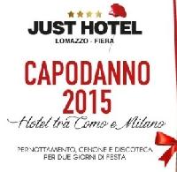 Capodanno Just Hotel Lomazzo Foto