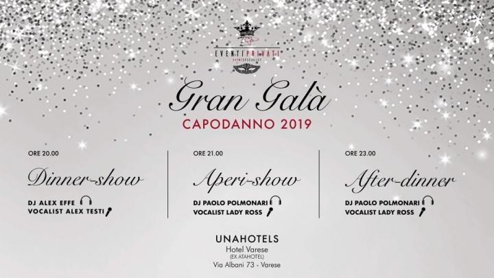 Capodanno Una Hotels Varese Foto