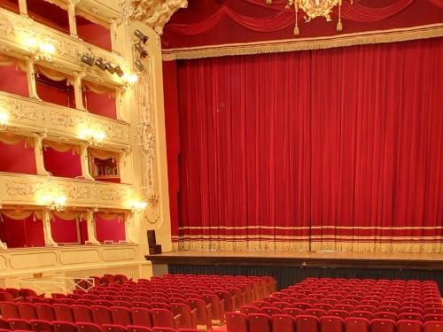 teatro sociale como foto